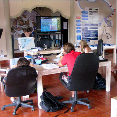 Crystal Divers Classroom IDC