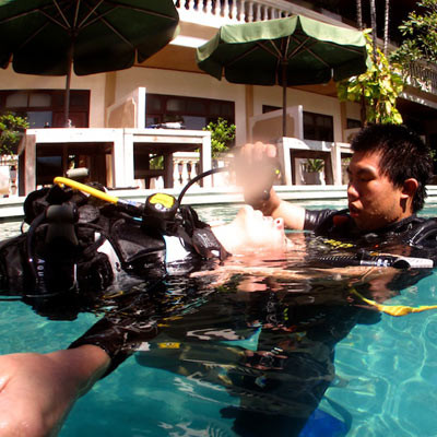 PADI Rescue Diver Course with Crystal Divers