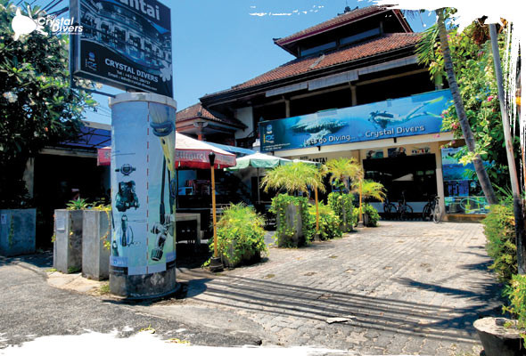 Crystal Divers Bali Resort